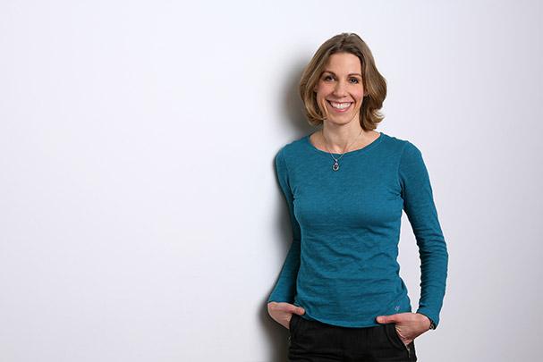 Elke Gossauer - Gründerin und Architektin - GK Bauphysik